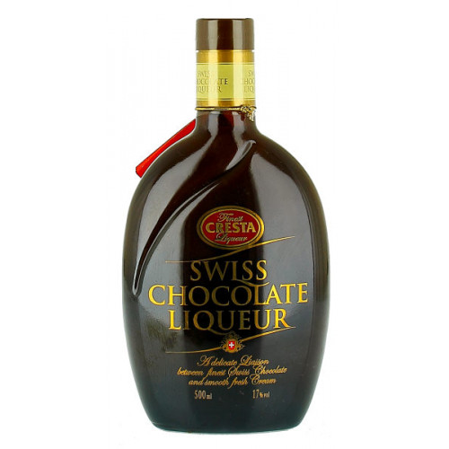 Cresta Swiss Chocolate Liqueur