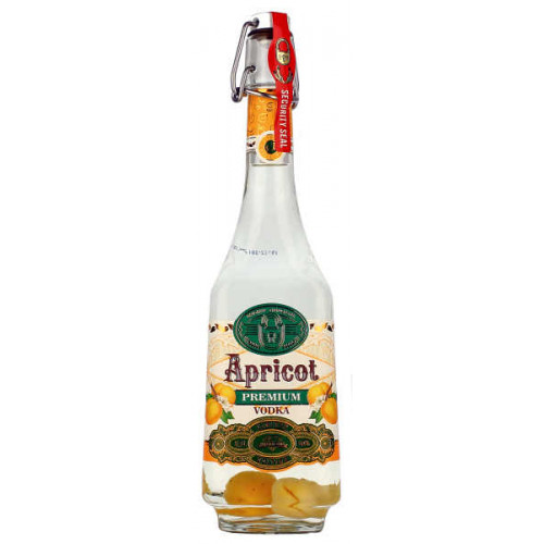 Kristall Plus Apricot Vodka