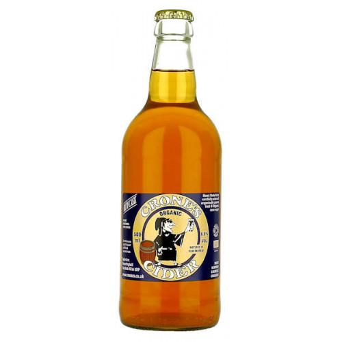 Crones Old Norfolk Rum Cask Cider 500ml