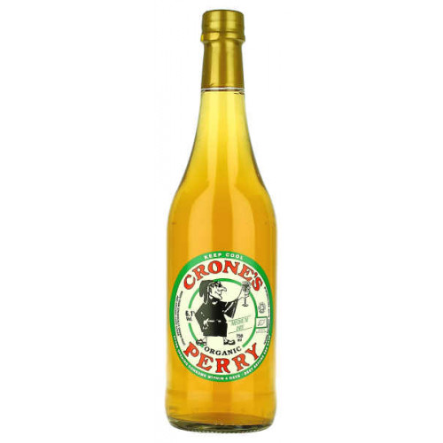 Crones Organic Perry 750ml