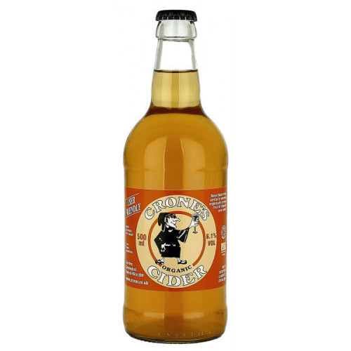 Crones User Friendly Cider 500ml