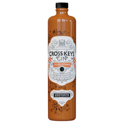 Cross Keys Sea Buckthorn Gin