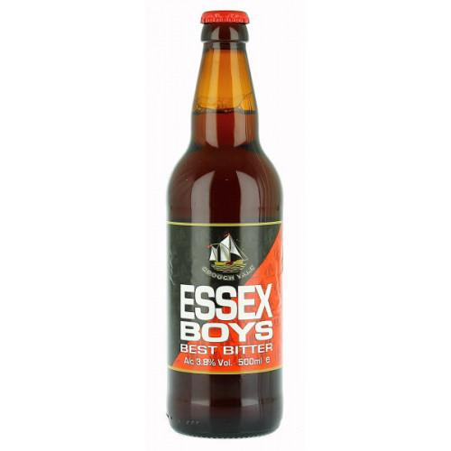 Crouch Vale Essex Boys Best Bitter