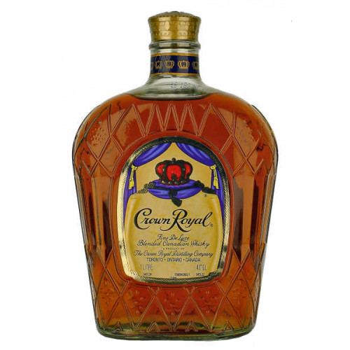 Crown Royal Whisky 1 Litre