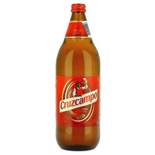 Cruzcampo 1 litre