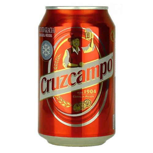 Cruzcampo Can