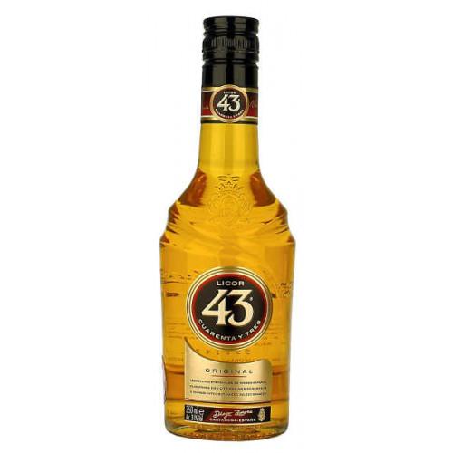 Cuarenta Y Tres Licor 43 350ml