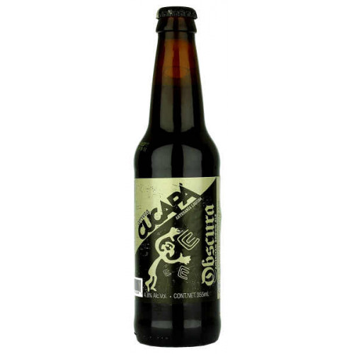Cucapa Obscura American Brown Ale