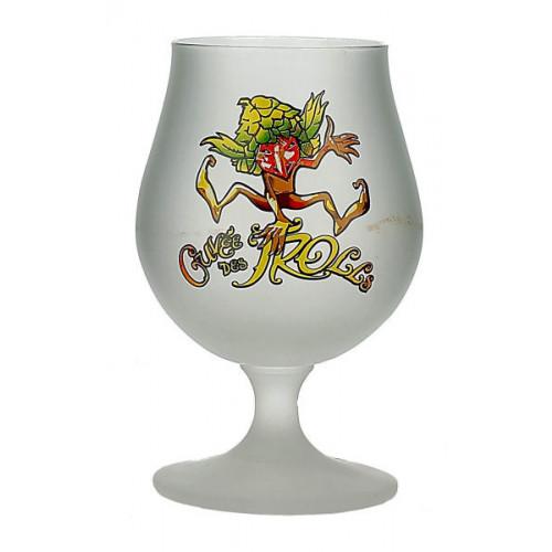 Cuvee De Trolls Tulip Glass