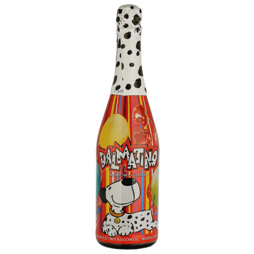 Dalmation Sparkling Cherry Non Alcoholic Party Drink