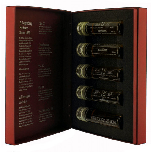 Dalmore Vial Gift Pack