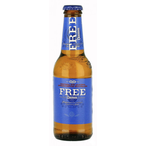 Free Damm (B/B Date End 07/19)