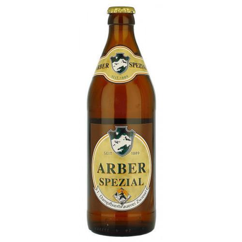Dampfbier Arber Spezial (B/B Date 07/05/19)