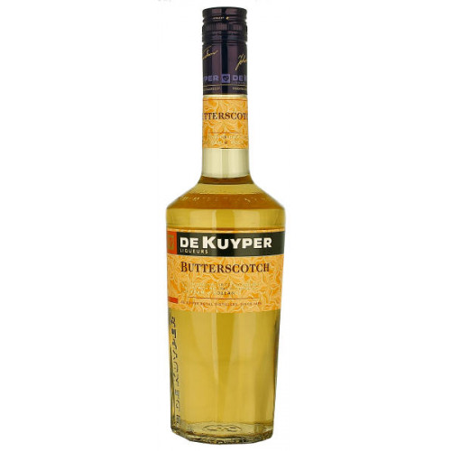 De Kuyper Butterscotch 700ml