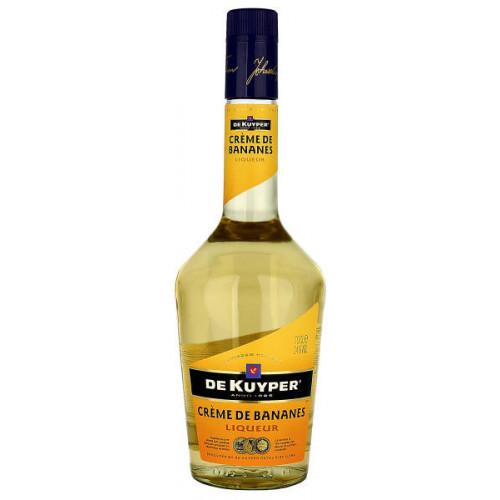 De Kuyper Creme de Bananes 700ml
