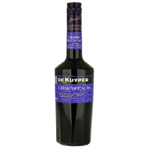 De Kuyper Creme de Cacao Brown 700ml