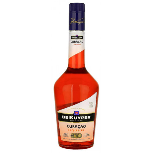 De Kuyper Curacao Red 700ml