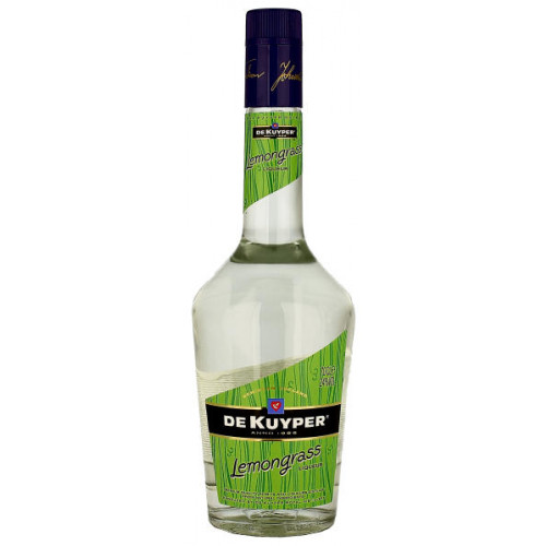 De Kuyper Lemongrass 700ml