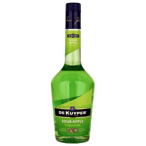 De Kuyper Sour Apple 700ml