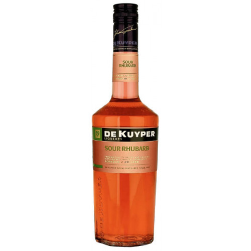 De Kuyper Sour Rhubarb 700ml