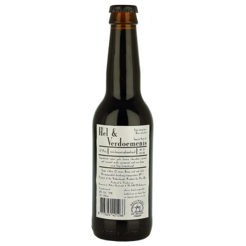 De Molen Hel and Verdoemenis 330ml