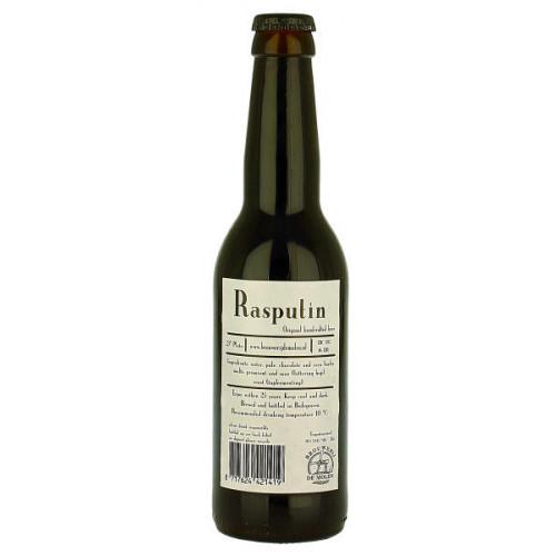 De Molen Rasputin Imperial Stout 330ml