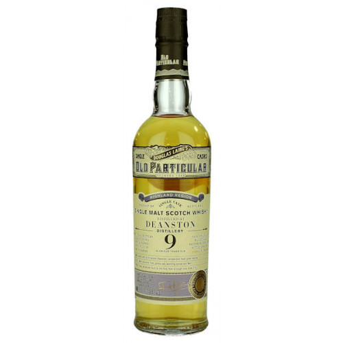 Deanston 9 Year Old 2009 Old Particular (Douglas Laing)