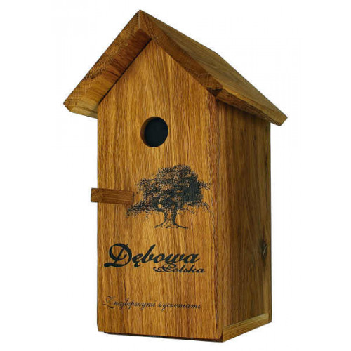 Debowa Vodka Bird Box Gift Pack