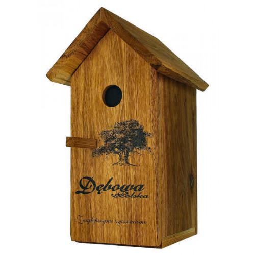 Debowa Vodka Bird Box Gift Pack