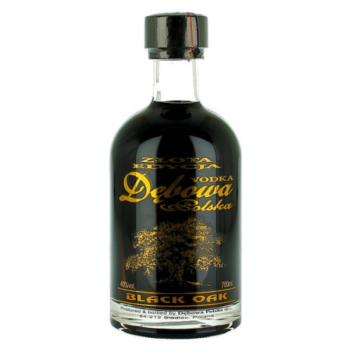 Debowa Black Oak Vodka