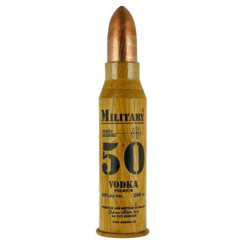 Debowa Military Vodka 500ml