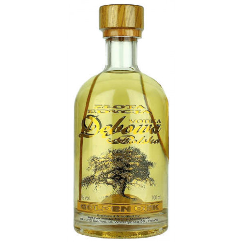 Debowa Golden Oak Vodka