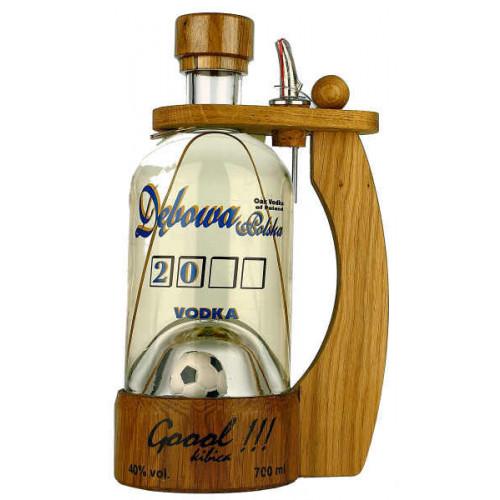 Debowa Vodka Goool 700ml with Handle