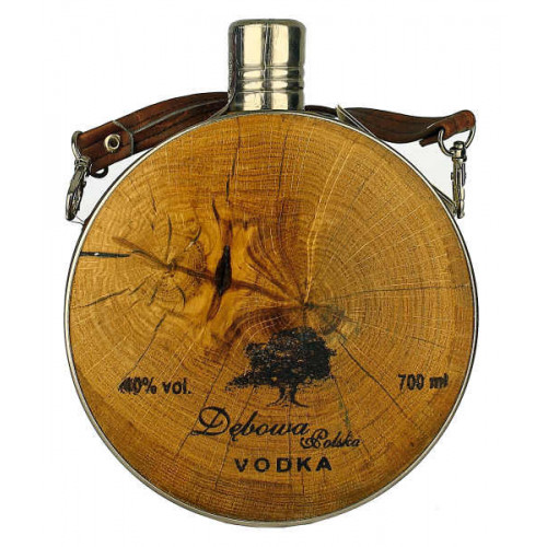 Debowa Vodka Hunter Flask