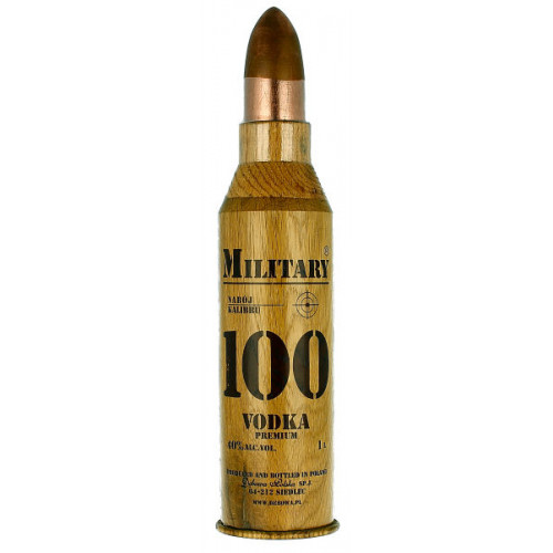 Debowa Military Vodka 1000ml