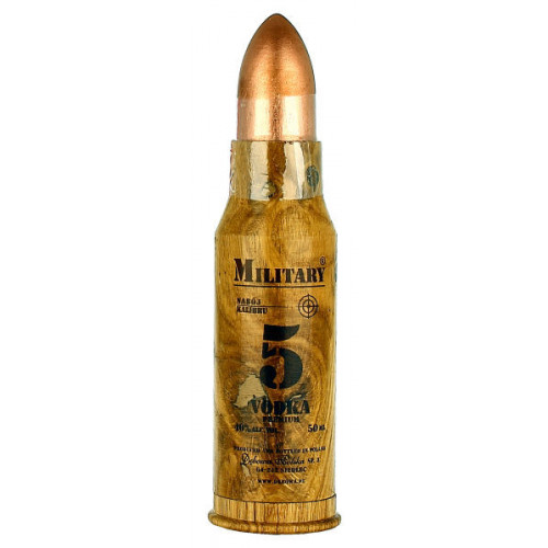 Debowa Military Vodka 50ml