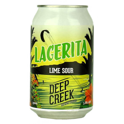 Deep Creek Lagerita Lime Sour