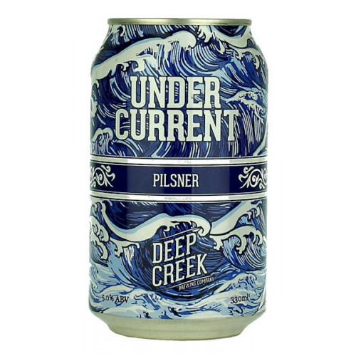 Deep Creek Under Current Pilsner