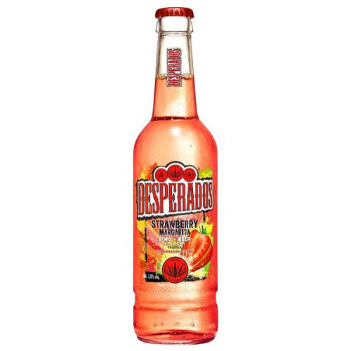 Desperados Strawberry Margarita 400ml