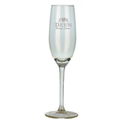 Deus Flute Glass