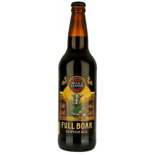 Devils Canyon Full Boar Scotch Ale
