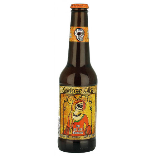 Dia de Los Muertos Beer of the Dead Amber Ale
