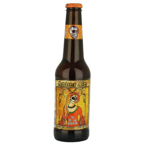 Dia de Los Muertos Beer of the Dead Amber Ale