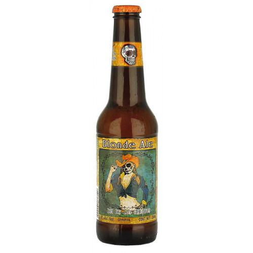 Dia de Los Muertos Beer of the Dead Blonde Ale (B/B Date 24/03/19)