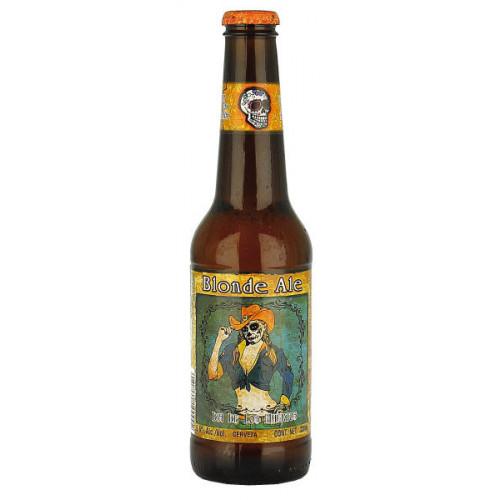 Dia de Los Muertos Beer of the Dead Blonde Ale