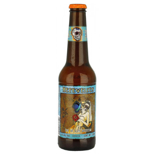 Dia de Los Muertos Beer of the Dead Hefeweizen
