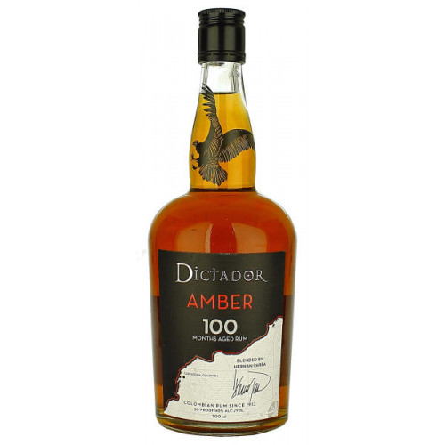 Dictador Rum Amber 100