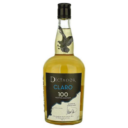 Dictador Rum Claro 100