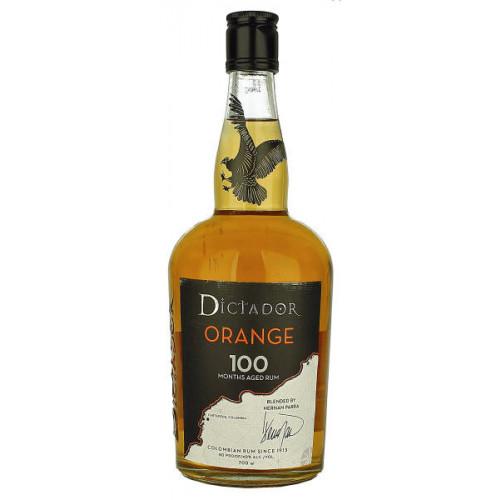 Dictador Rum Orange 100