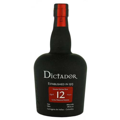 Dictador 12yo Solera System Rum